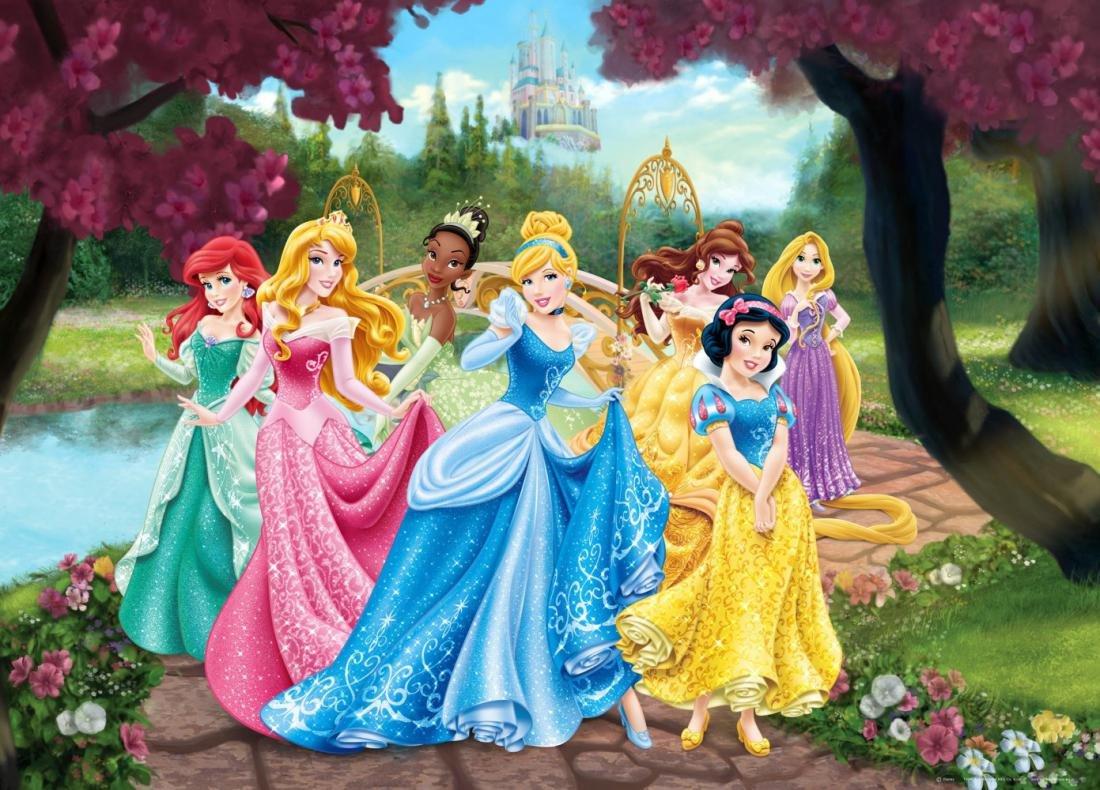 Картинки про принцесс диснея
