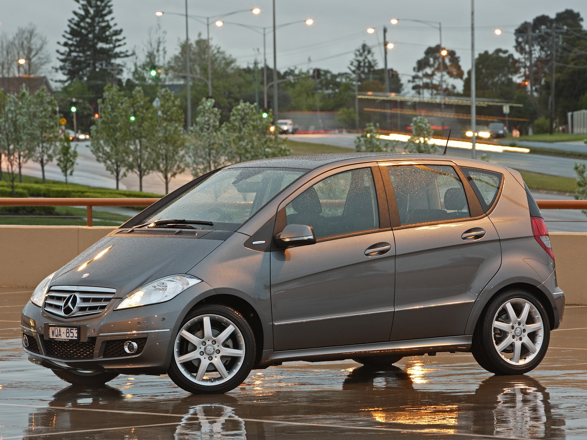 """mercedes benz a klasse w169 3719 53"""" — card from user reyh33 in"""