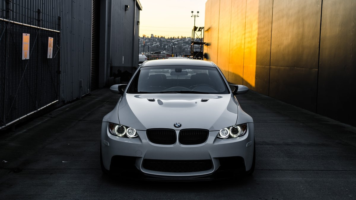 Tag For Bmw M3 E92 Wallpaper Pictures White Car