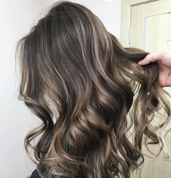 окрашивание волос в холодные оттенки картинки