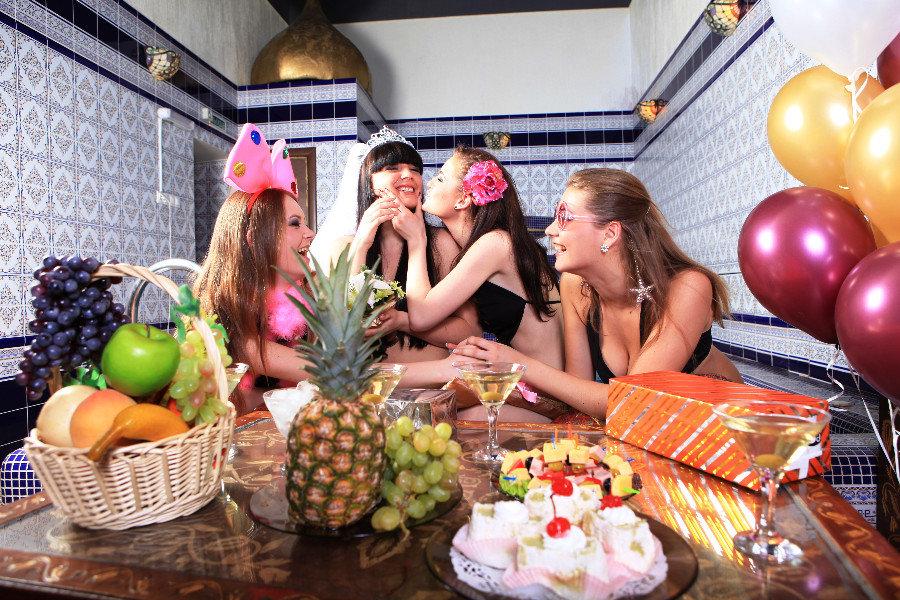 новозеландском городе русские девушки отмечают девишник прерогатива женщин иногда