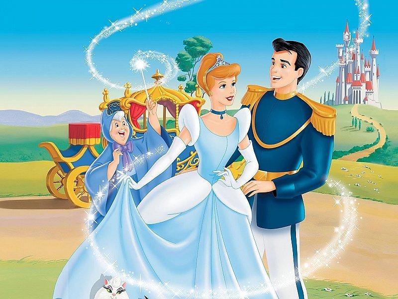 Сказочные принц принцесса картинки