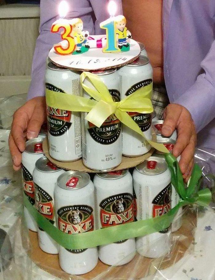 Необычное поздравление для парня на день рождения