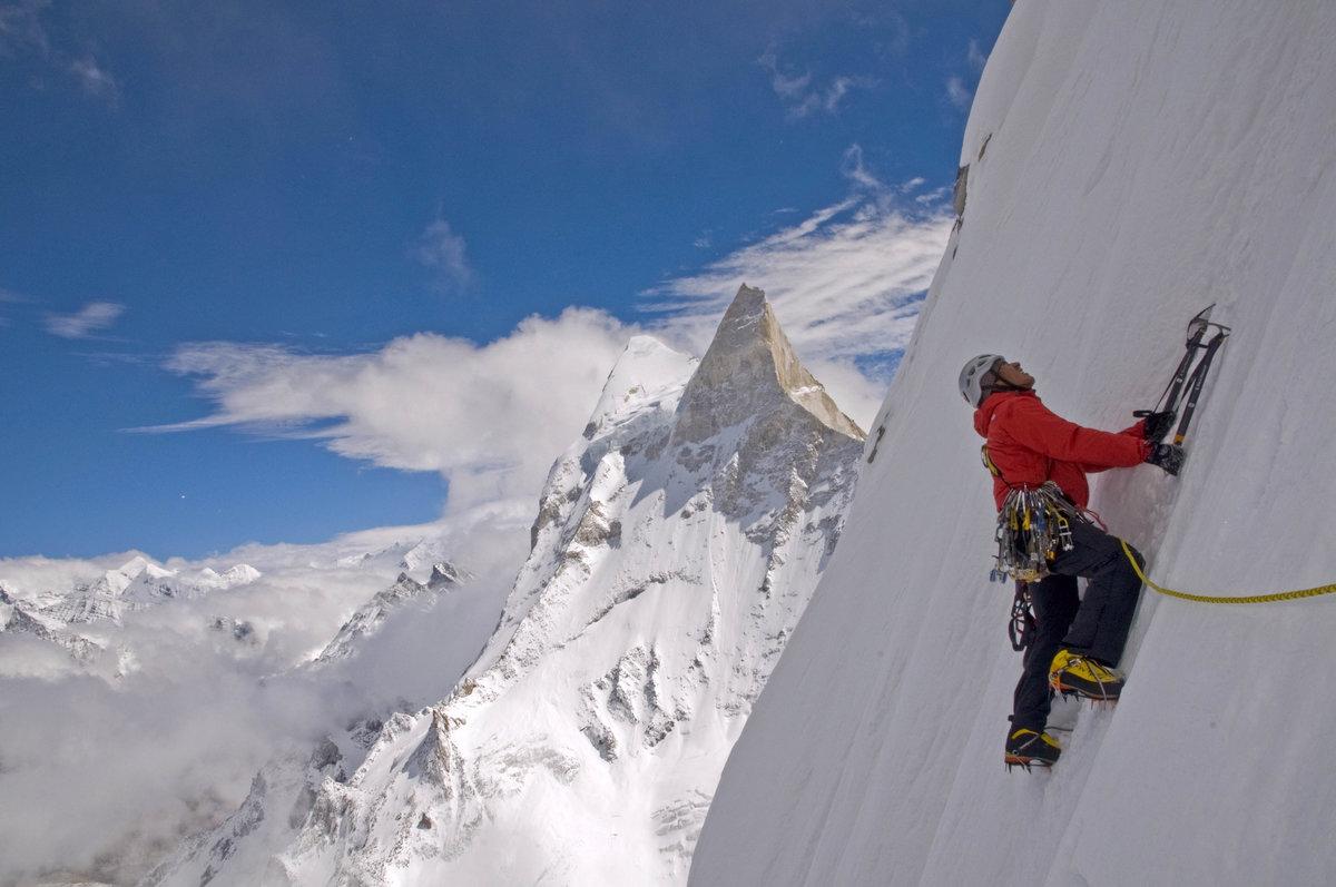 Картинки альпинист на горе, про