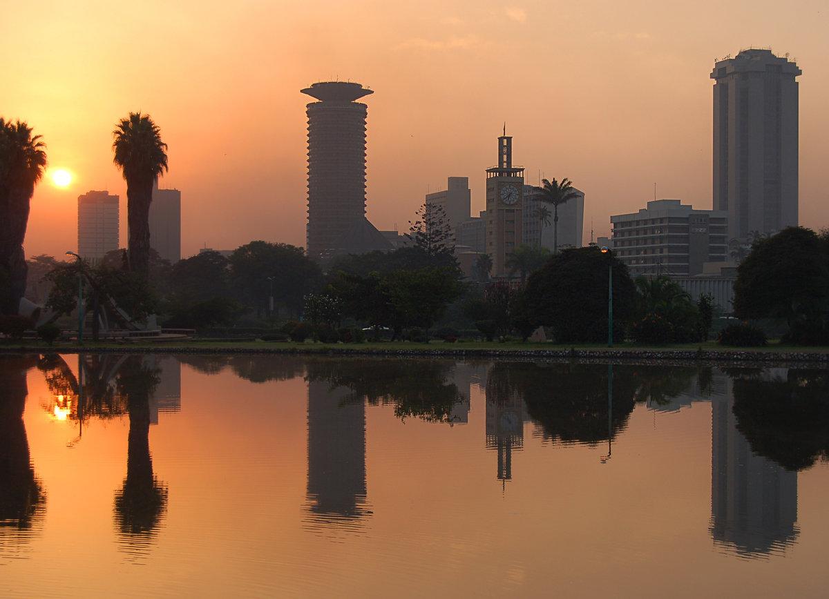 Картинка африки для город