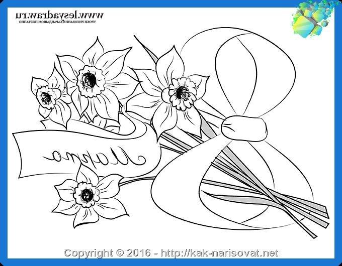 Идеи открыток на день матери карандашом поэтапно для начинающих, мир
