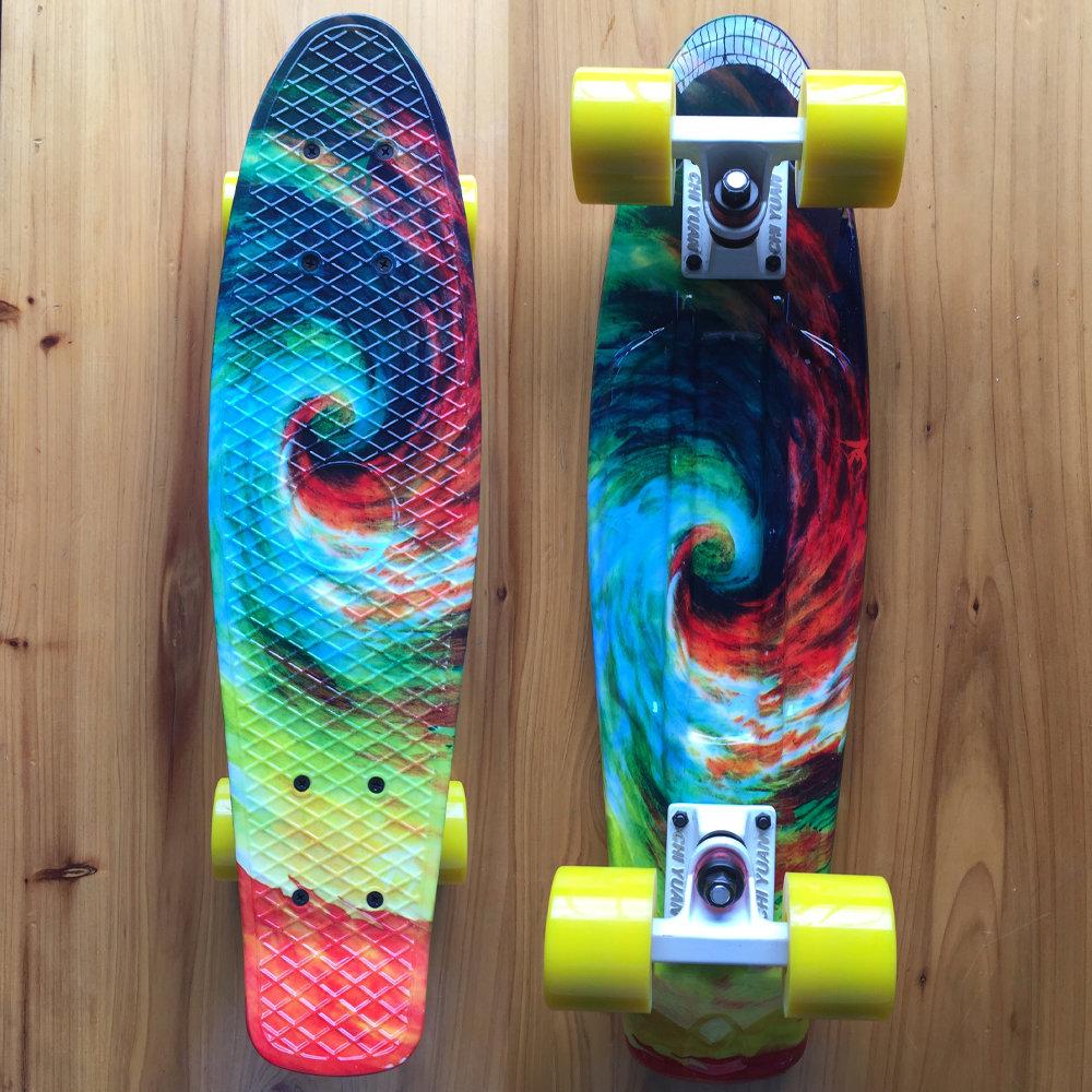 Скейт для девочки картинки