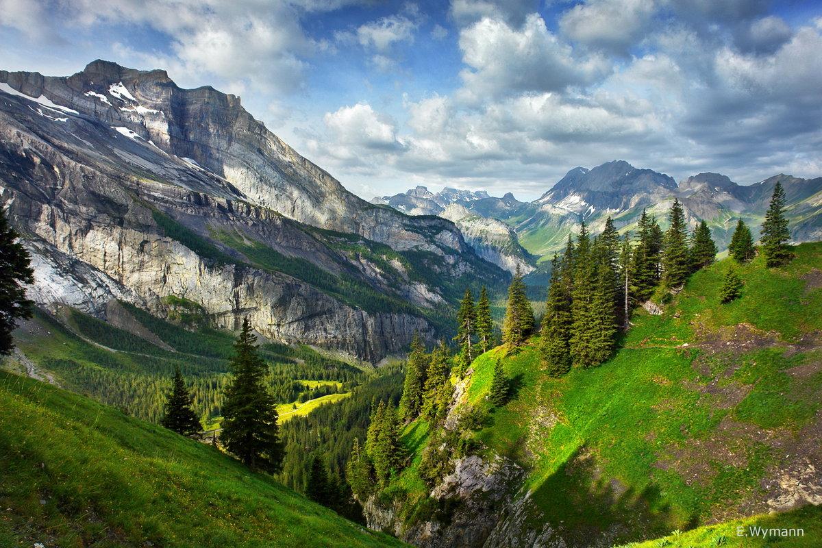 швейцария горы альпы фото моря близко