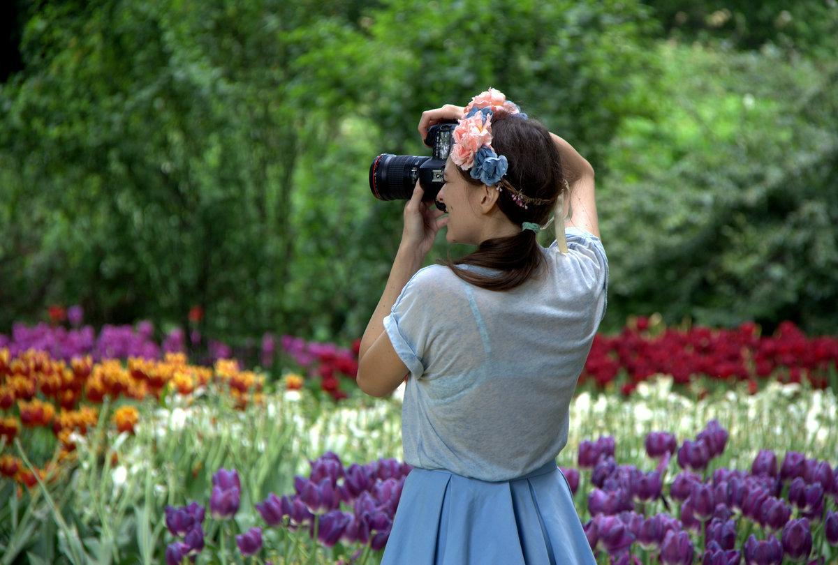 это лучшие фотографы весна этого