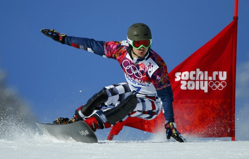 Вик Уайлд (RUS). Сноуборд. Мужчины  параллельный гигантский слалом ... 038894db7cf