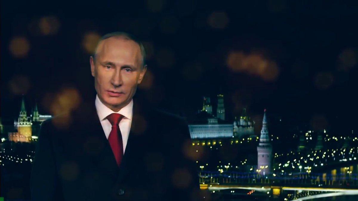 Музыка на новогоднее поздравление президента