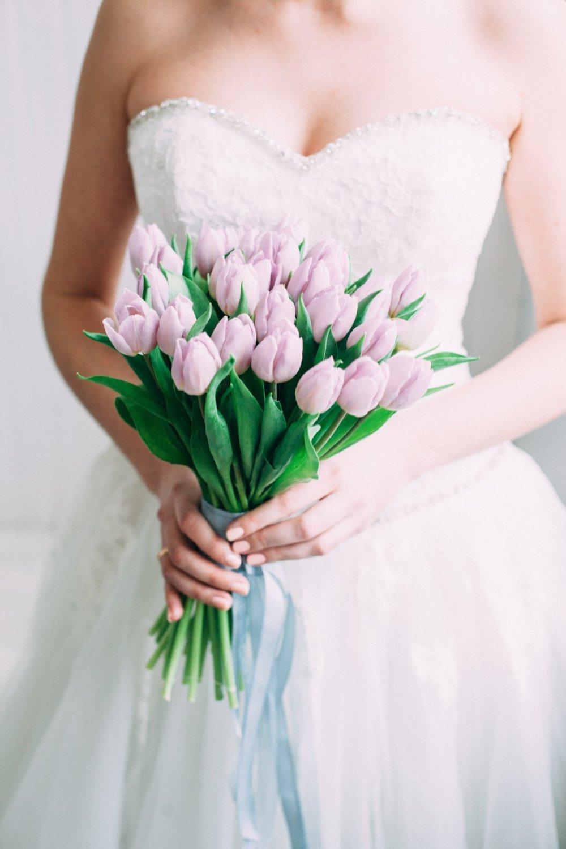Сколько тюльпанов в свадебном букете, цветы оби спб