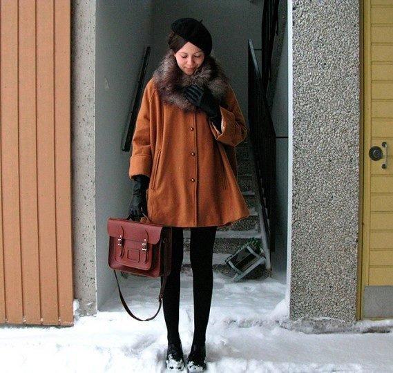 снимки позволяют пальто трапеция с чем носить фото что дизайн