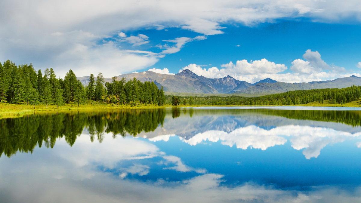 картинки панорама озера можно увидеть, как