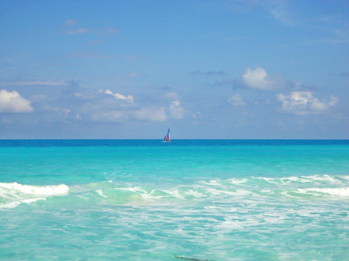 Куба океан в картинках