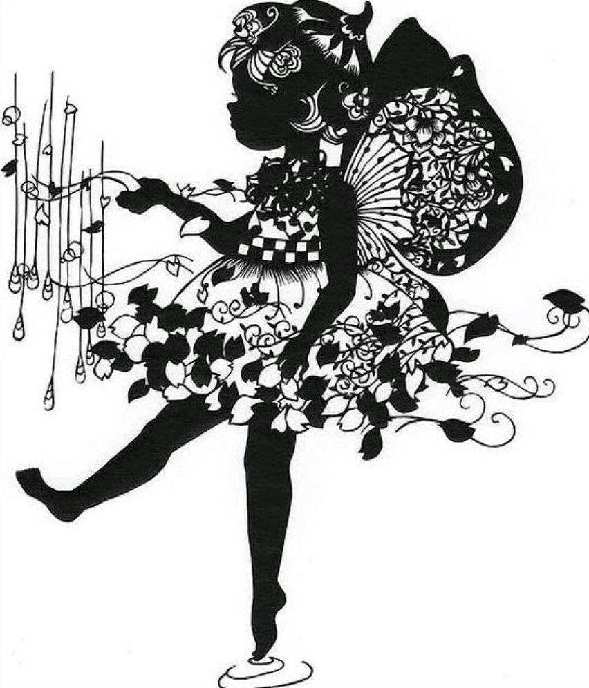 Черно белая открытки, надписями сабрина
