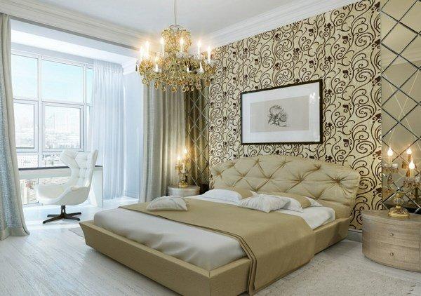 Дизайн спальни хайтек фото современные идеи