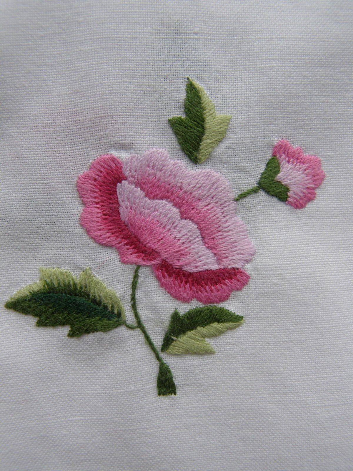 Троне картинки, картинки вышитые гладью цветы