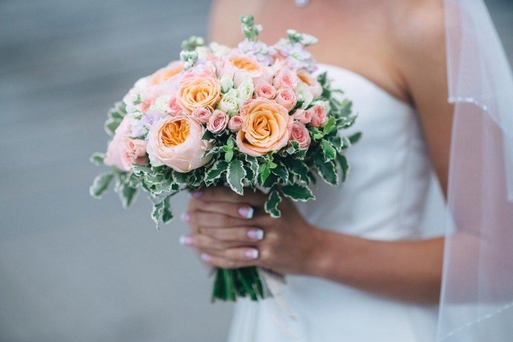 Цветы, свадебный букет самый лучший