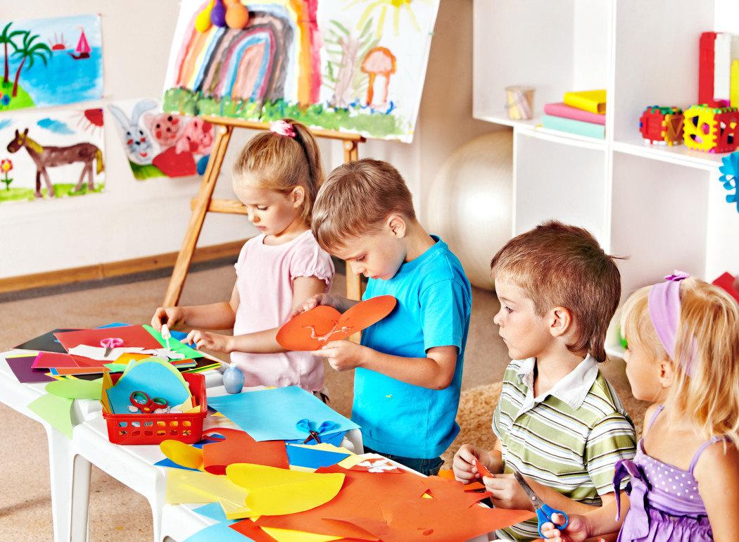 Творческая деятельность детей картинки
