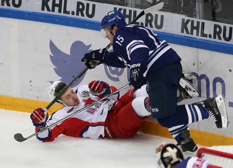 Хоккей кхл яндекс спорт