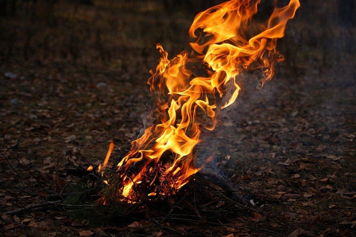 Пламенные костры картинки