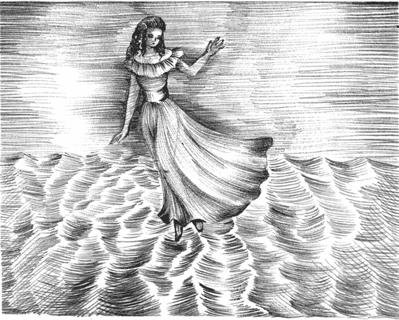 Бегущая по волнам картинки из книги