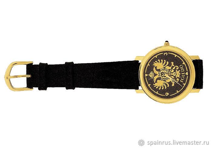 Наручные часы техника Дамаскин Золото 24К черные – купить или заказать в  интернет-магазине на a755d714624