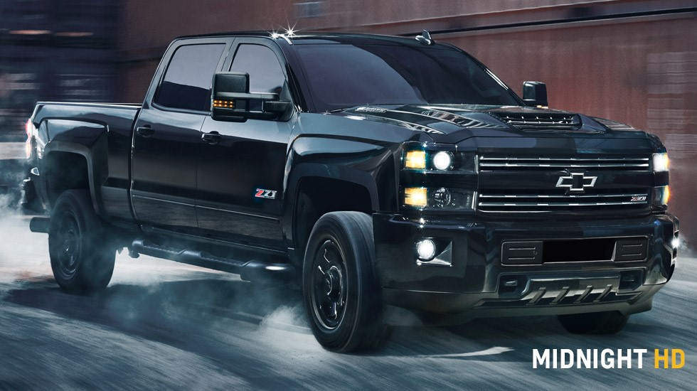 Chevy Silverado 2017 Midnight Edition 2500 Bing Images Card From User Bocxod89 In Yandex Collections