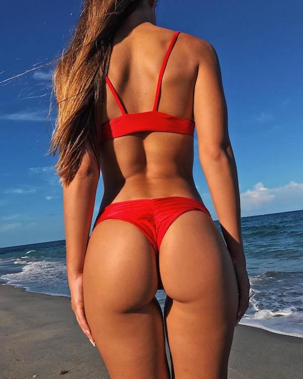 Красивые тела вид сзади, выебал на встрече фото