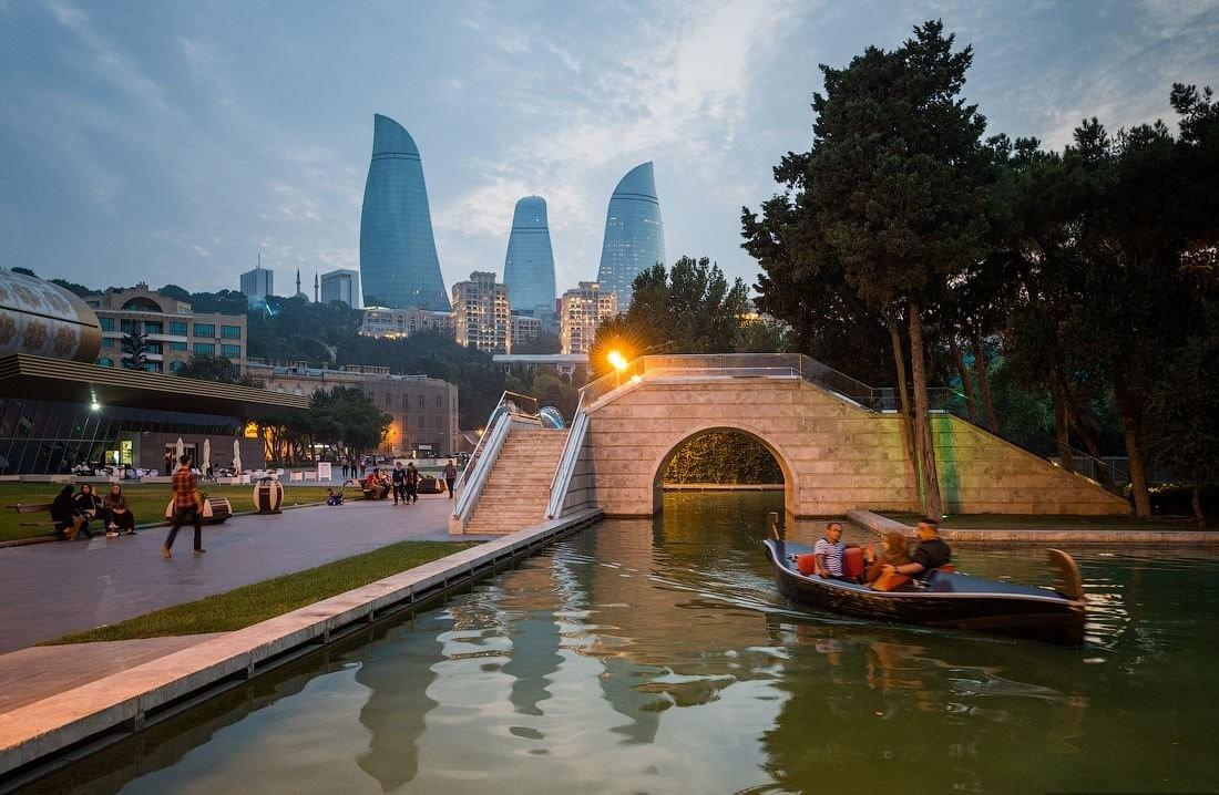Баку куда сходить что посмотреть