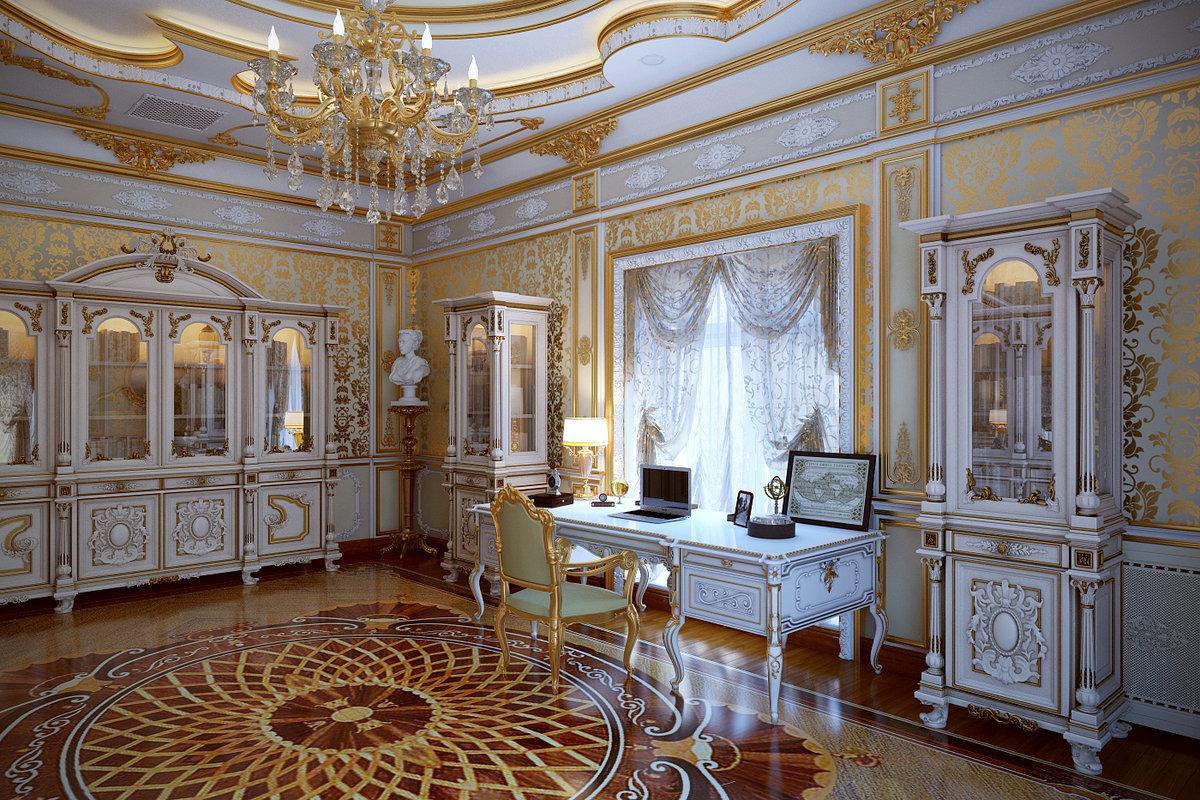 ремонт квартир в стиле барокко фото того, сенада