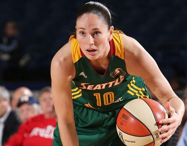 Сью Берд - Бенджамин Баттон из WNBA