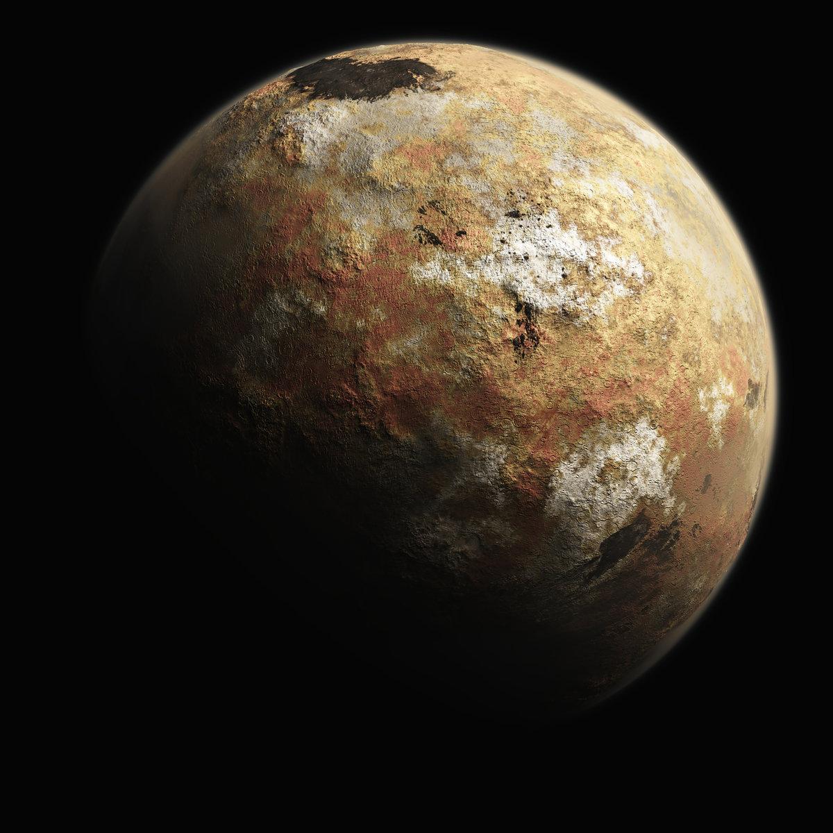 nasa new planet - HD1200×1200