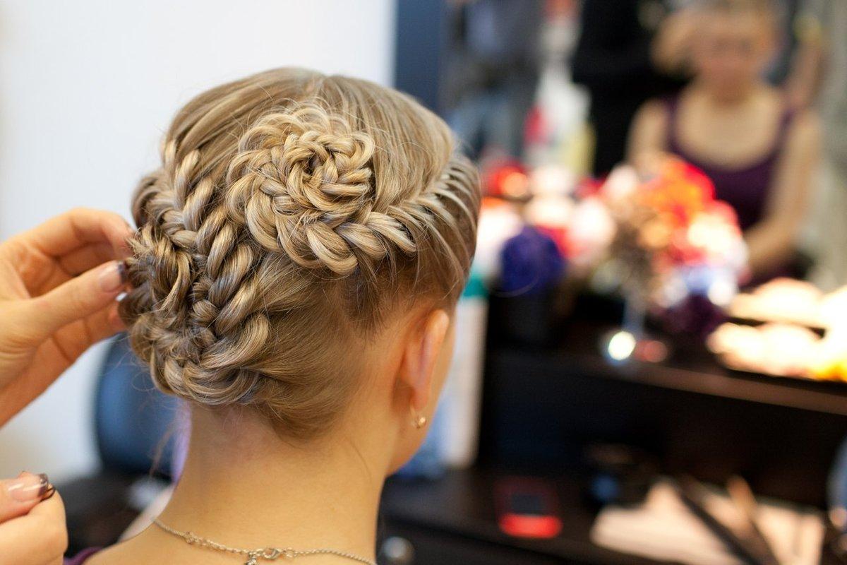 картинки косичек из волос номер раз