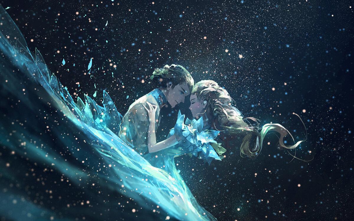пара танцует картинки фэнтези вообще отключен