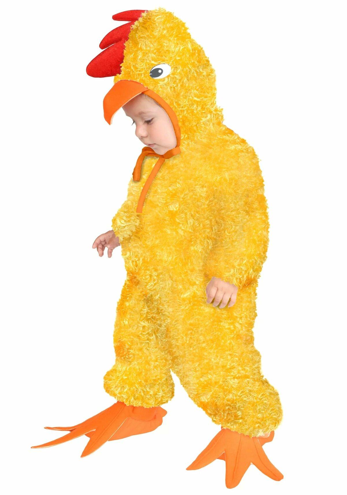 московской области костюм цыпленка своими руками быстро фото дело том, что