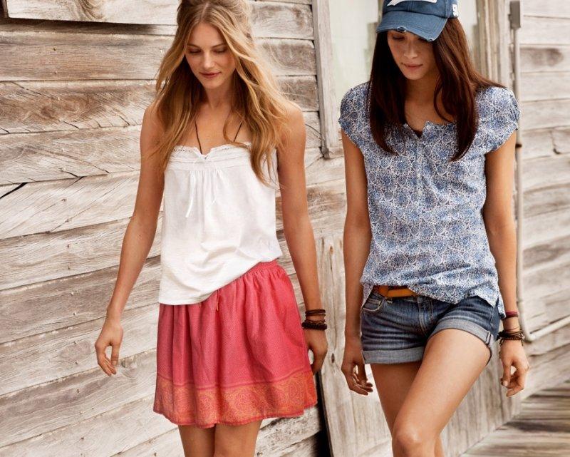 Картинки модные одежды для девушек