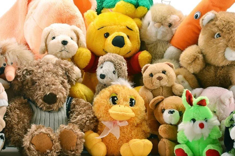 Картинки красивые игрушек, дружбы