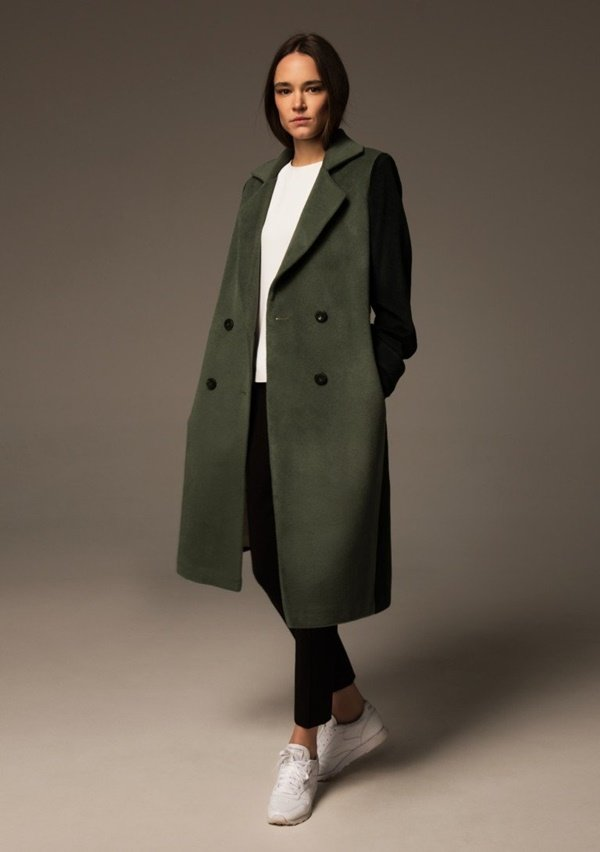 женские пальто модные фото