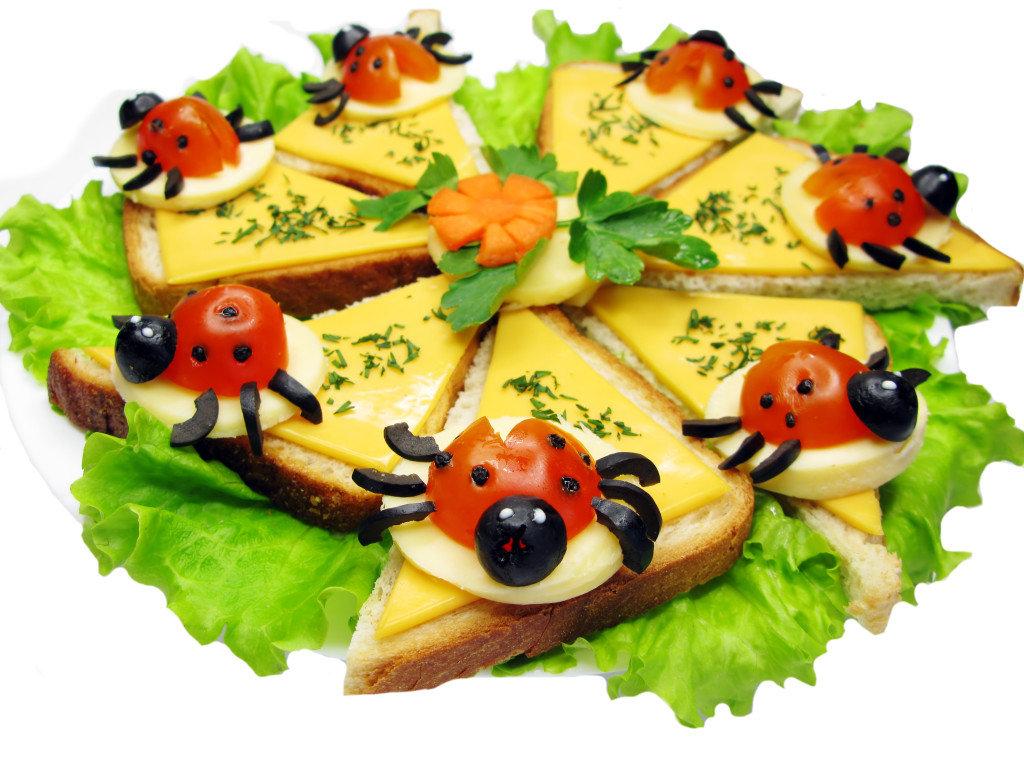 картинки блюд для меню детям одна
