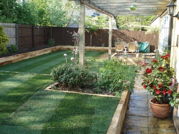 Garden Landscape Ideas Front Yard And Backyard Landscaping The