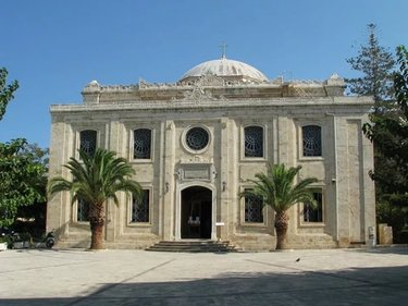 собор святого тита ираклион