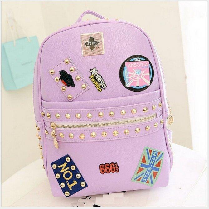 Картинки портфель для подростка девочки