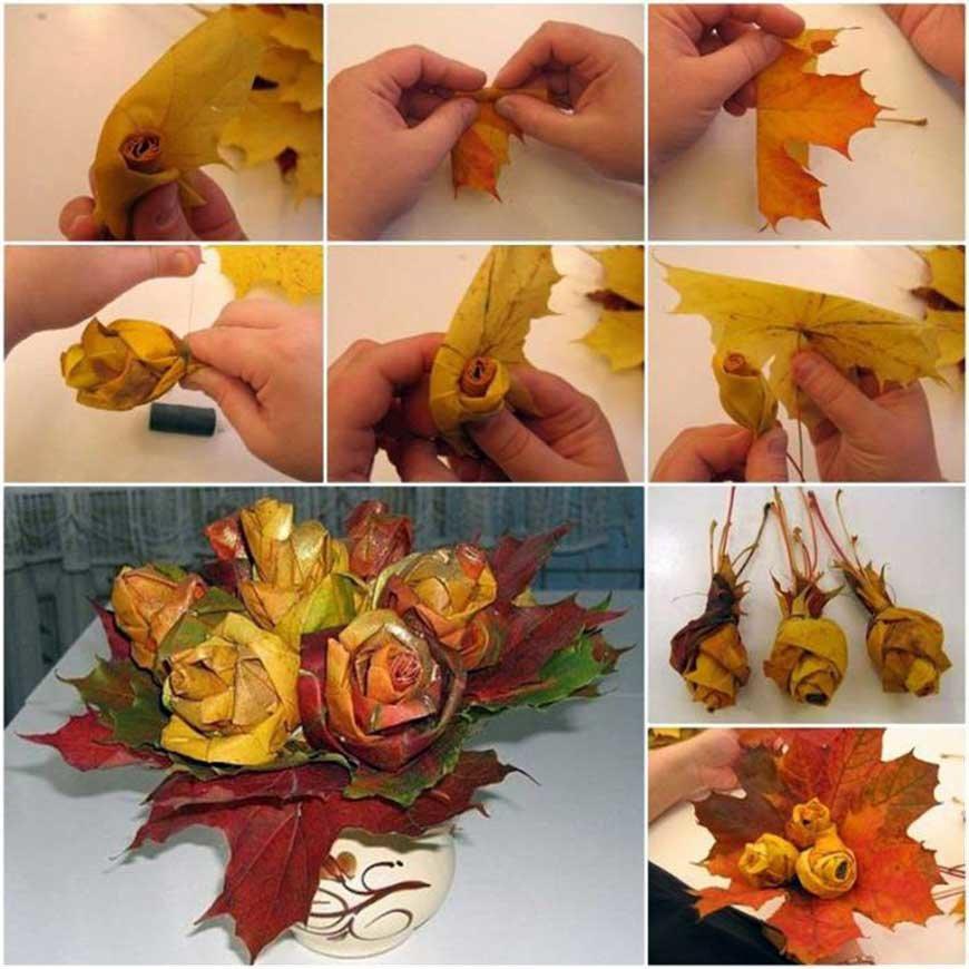 Букеты на осенний бал своими руками фото, цветов москве