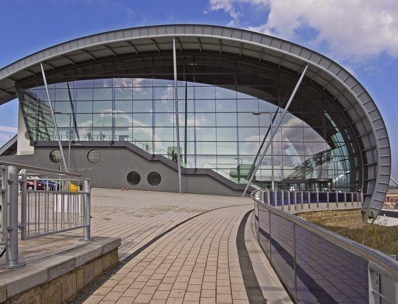Sage Gateshead, Гейтсхед, Великобритания
