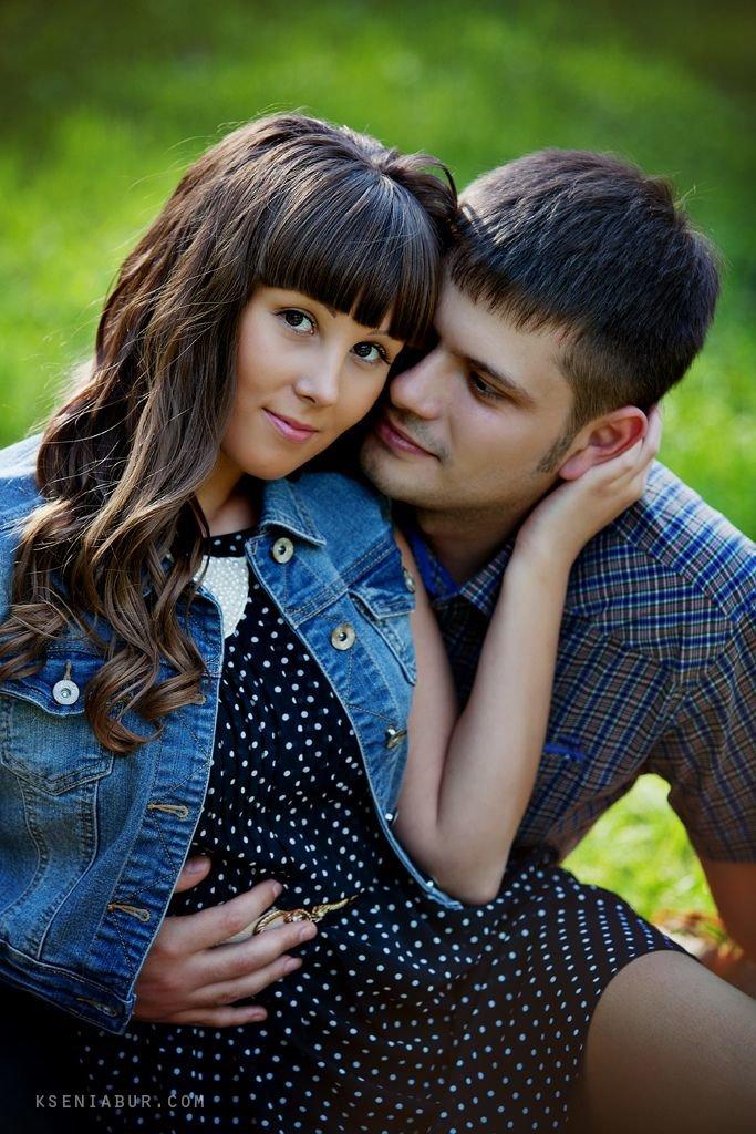 Картинки парня с девушкой фото