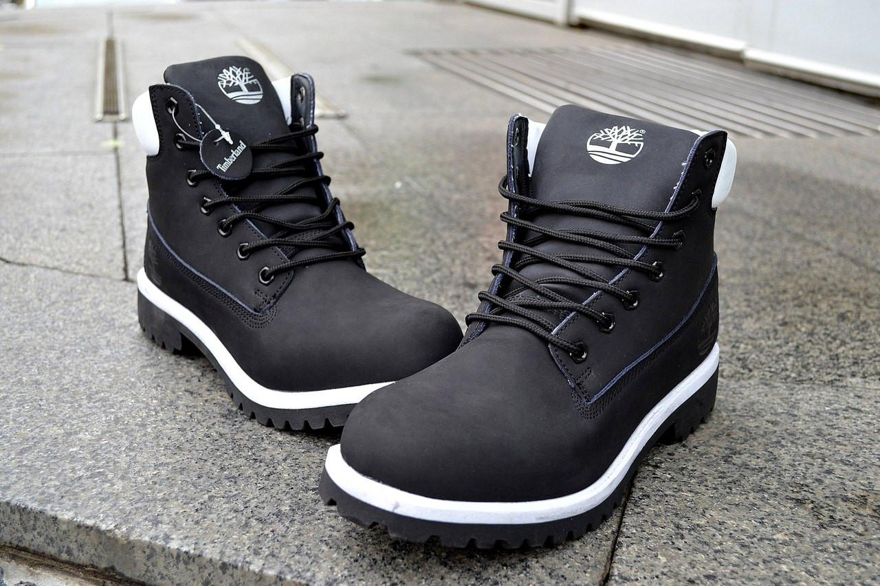 «Мужские ботинки Timberland черно-белые» — карточка пользователя proele888  в Яндекс.Коллекциях 7f5aaf375d1ae