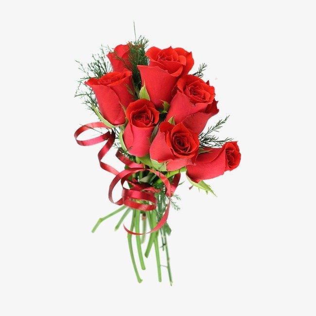 Букеты роз для фотошопа на прозрачном фоне
