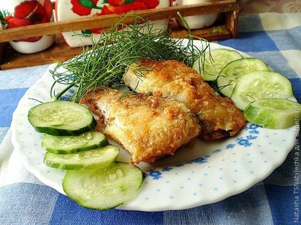 Рецепт: Рыба, жаренная в кляре 2